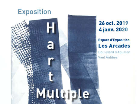 "Exhibition ""Hartung Multiple"""