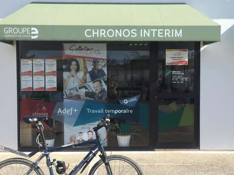 CHRONOS INTERIM - TRAVAIL TEMPORAIRE