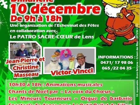 Marché de Noël à Lens