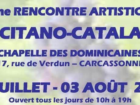 RENCONTRE ARTISTIQUE OCCITANO-CATALANE