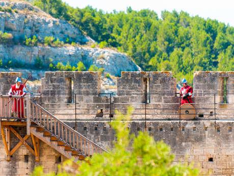 Journées Historiques Médiévales au Château de Beaucaire