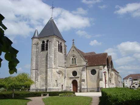 Un jour, une église - Saint-Parres-aux-Tertres