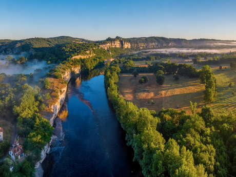 Circuit routier de la Vallée de la Dordogne - boucle Est