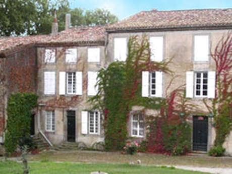 Château Auzias et Parelongue