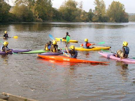 Moussac Canoë Kayak