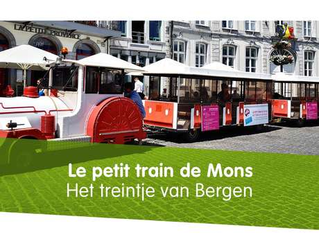 Le petit train de Mons