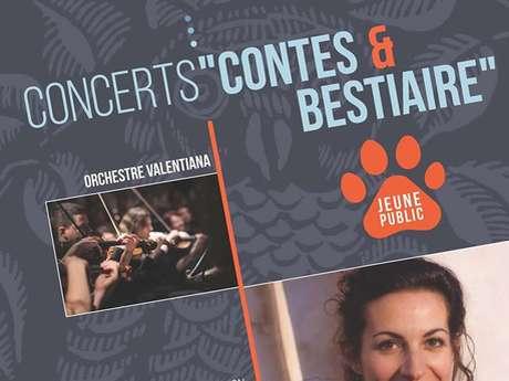 "Concert ""Contes et Bestiaire"""