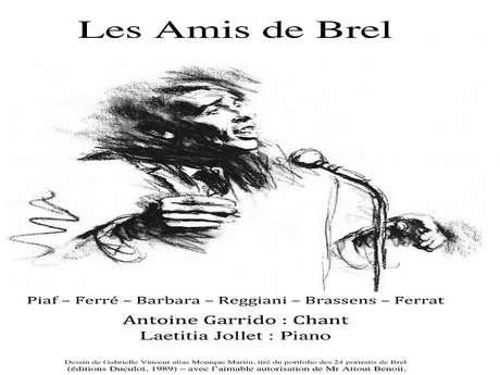 LES AMIS DE BREL