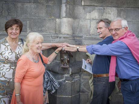 Visite guidée: Les vieilles enseignes de Mons