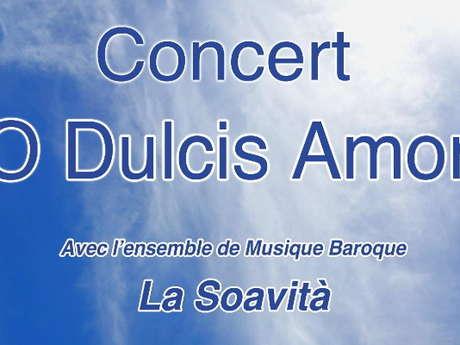 REPAS - CONCERT 'O DULCIS AMOR'