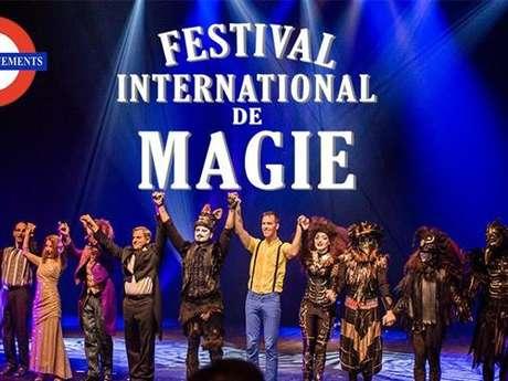 Festival International de Magie 2018 à Stella Matutina