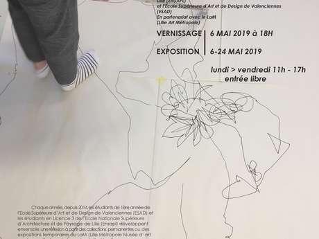 """Exposition """"REGARD"""" - ESAD"""