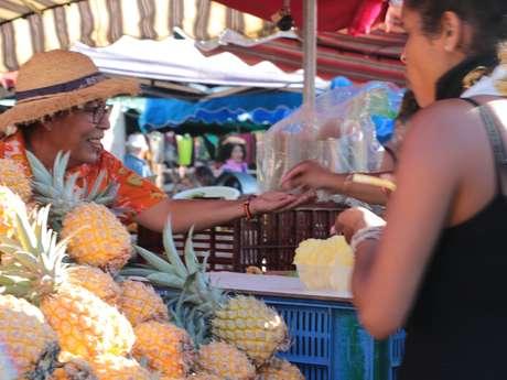 ZARLOR gourmand - Du marché à l'assiette