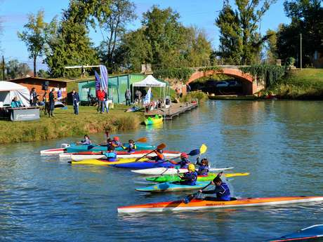 Regional long-distance and Dragon Boat championships
