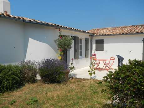 LOCATION DE VACANCES VILLA RE