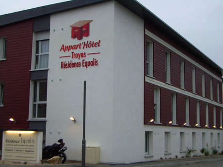 APPART'HOTEL TROYES - RESIDENCE EQUALIS