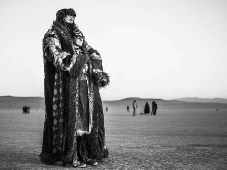 "Exposition ""Burning Man"""