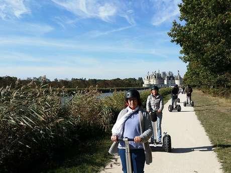GYROWAY : balades en Segway tout-terrain
