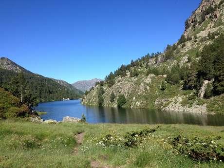 Bésines Pond