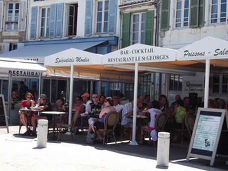 RESTAURANT LE SAINT GEORGES