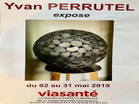 EXPOSITION DE YVAN PERRUTEL ET NICOLE GLEIZES
