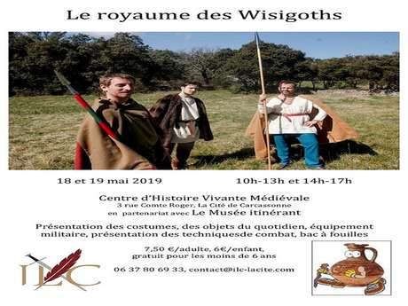 LE ROYAUME DES WISIGOTHS
