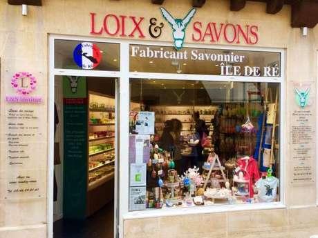 LOIX & SAVONS -  BIEN-ETRE