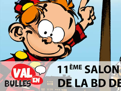 11ème Salon International de la BD