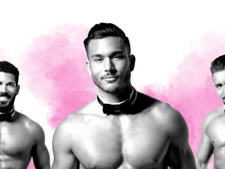 Chippendales® Get Naughty! 2020 World Tour