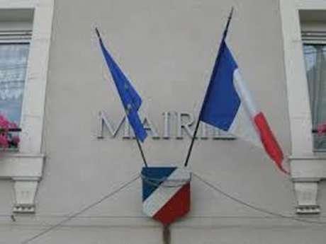 Mairie de Pont-Sainte-Marie