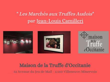 EXPO - LES MARCHÉS AUX TRUFFES AUDOIS