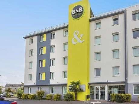 Hôtel B&B Valenciennes