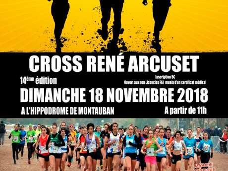 Cross René Arcuset