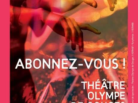 Season 2019/2020 - Théâtre Olympe de Gouges & Eurythmie