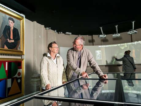 """Visite insolite """"les secrets du musée"""" à l'Artothèque"""