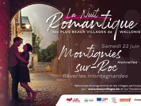 La Nuit Romantique des Plus Beaux Villages de Wallonie - Rêveries montagnardes