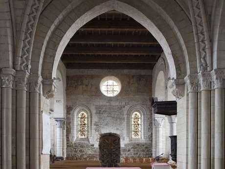 Eglises romanes et métiers d'art