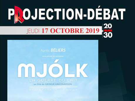 Mjolk / Projection & débat