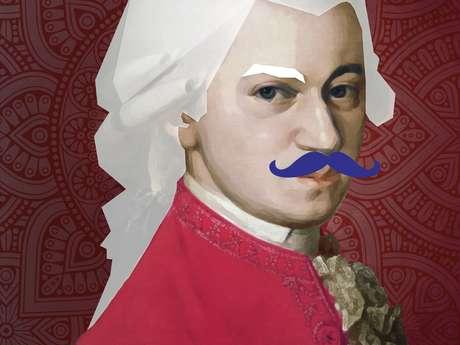 Opéra « L'enlèvement au sérail » de Mozart