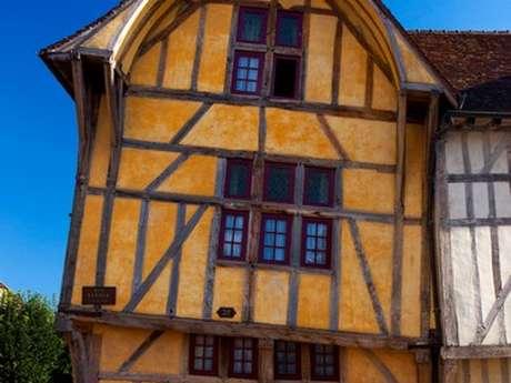 Visite guidée -Troyes la Magnifique