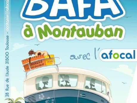 Pass your BAFA in Montauban!