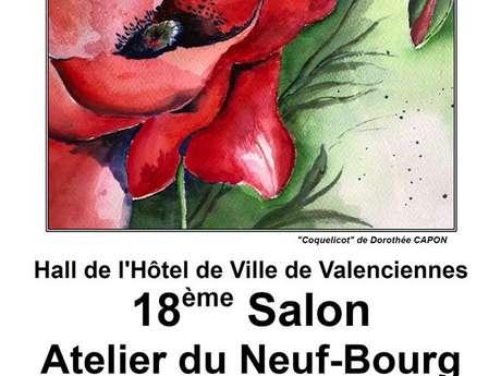 18ème Salon de l'Atelier du Neuf-Bourg