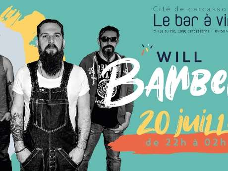 CONCERT - WILL BARBER