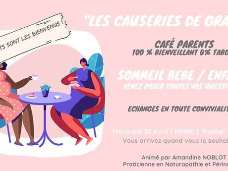Café des parents #5