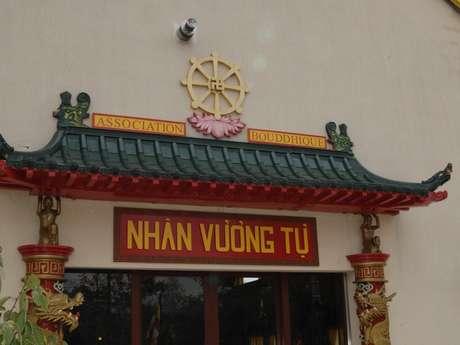 Bouddhisme - Pagode Nhân Vương