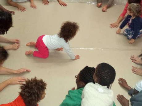 Atelier voyage dansé parents-bébés