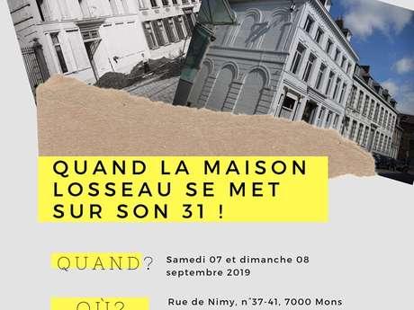 De Open Monumentendagen - Het Maison Losseau op zijn best!