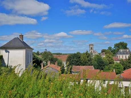 Visite commentée de Brienne-le-Château