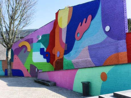 """Balade à vélo : """"L'Art habite la ville"""""""