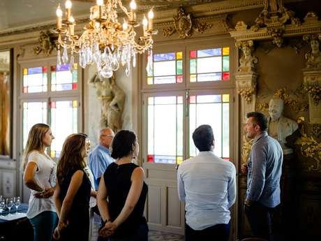 Cata de vinos y recorrido histórico - Le Comptoir de la Cité